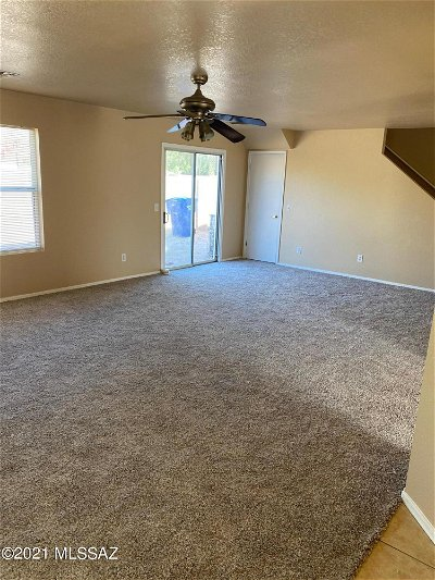 Tucson Single Family Home For Sale: 568 W Tiger Shark Road