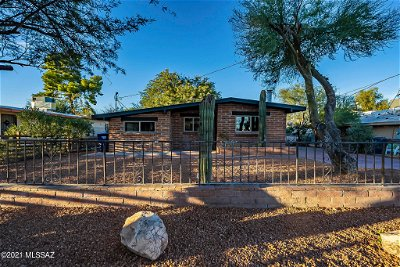 Tucson Single Family Home For Sale: 345 E Smoot Place
