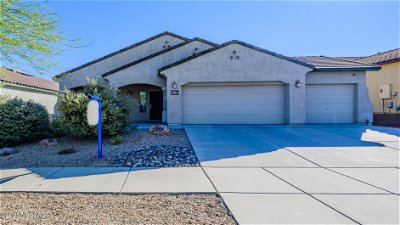 Tucson Single Family Home For Sale: 5443 S Braided Wash Drive
