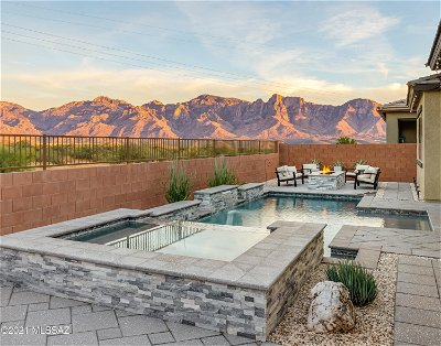 Oro Valley Single Family Home For Sale: 13250 N Cape Marigold Drive