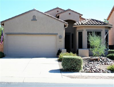 Oro Valley Single Family Home For Sale: 12878 Westminster Drive