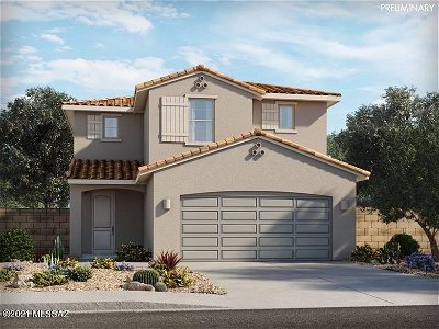 Tucson Single Family Home For Sale: 7775 S Candlepine Drive