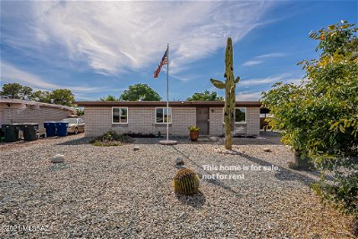 Tucson Single Family Home For Sale: 4430 S Heather Place