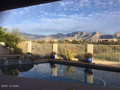 Oro Valley Single Family Home For Sale: 1174 W Masters Circle