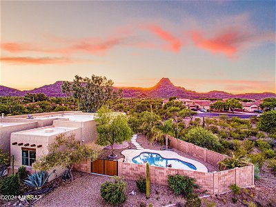Tucson Single Family Home For Sale: 7222 W Romero Pools Place