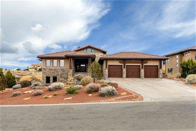 Mesa County Single Family Home For Sale: 370 High Desert Road
