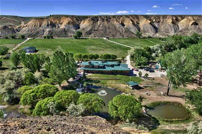 Whitewater CO Single Family Home For Sale: $2,495,000