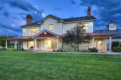 Palisade CO Single Family Home For Sale: $1,999,000