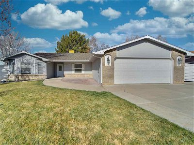 Single Family Home Sold: 557 Serenade Court