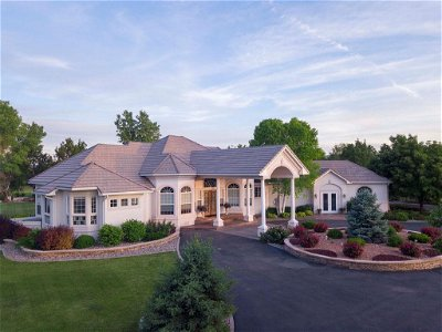 Grand Junction CO Single Family Home For Sale: $1,999,999