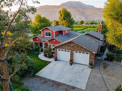 Mesa County Single Family Home For Sale: 3832 G Road