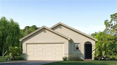 Hillsborough County Single Family Home For Sale: 12155 LILY MAGNOLIA LANE