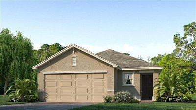 Hillsborough County Single Family Home For Sale: 12145 LILY MAGNOLIA LANE