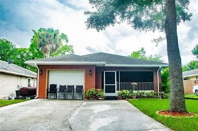 Hillsborough County, Pasco County, Pinellas County Single Family Home For Sale: 911 METTO STREET