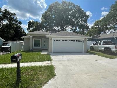Hillsborough County, Pasco County, Pinellas County Single Family Home For Sale: 9614 N 12TH STREET