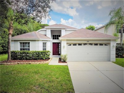 Hillsborough County, Pasco County, Pinellas County Single Family Home For Sale: 13421 FAWN SPRINGS DRIVE