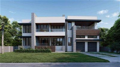 Tampa Single Family Home For Sale: 107 MARTINIQUE AVENUE