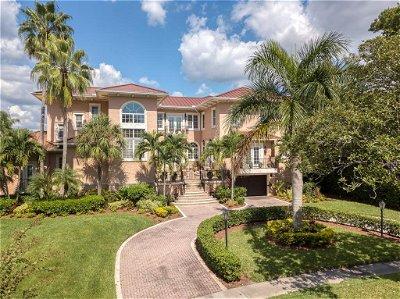 Tampa Single Family Home For Sale: 36 BAHAMA CIRCLE