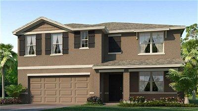 Hillsborough County Single Family Home For Sale: 1391 OCEAN SPRAY DRIVE NW