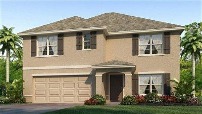 Hillsborough County Single Family Home For Sale: 16728 PARKER RIVER STREET