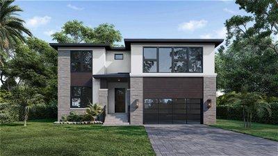 Hillsborough County Single Family Home For Sale: 3003 W CHAPIN AVENUE