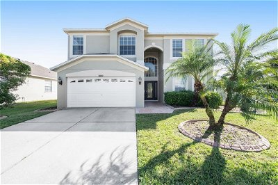 Hillsborough County, Pasco County, Pinellas County Single Family Home For Sale: 30540 PALMERSTON PLACE