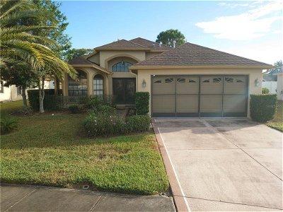 Hillsborough County, Pasco County, Pinellas County Single Family Home For Sale: 13619 PIMBERTON DRIVE
