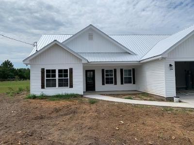 Blackshear Single Family Home For Sale: 4070 Meadow Cir