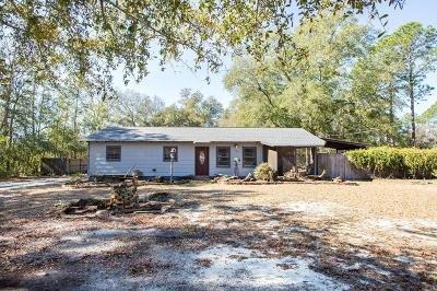 Blackshear Single Family Home For Sale: 685 Satilla Trail
