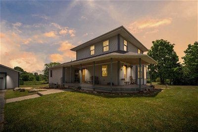 Grass Lake MI Single Family Home Active Contingent: $375,000