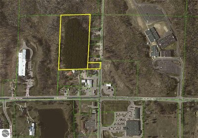 Grand Traverse County Residential Lots & Land Back On Market: N Three Mile Road