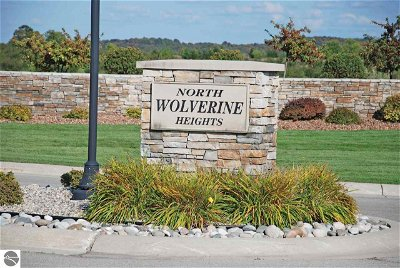 Golfview, The Shores, Cottage Glens, Golf Crest Condominium, Grand Traverse Golfview, Grand Traverse Hilltop Condo, Grand Traverse Resort & Spa, Grand Traverse Valleyview Cond, Hilltop Condominiums, Singletree I, The Shores, The Shores Condominiums, Wolverine Heights Residential Lots & Land For Sale: 7069 Wolverine View Drive