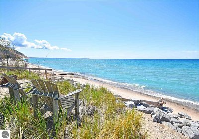 Single Family Home For Sale: 11520 S Lake Michigan Drive