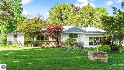 Single Family Home For Sale: 7656 S East Torch Lake Drive