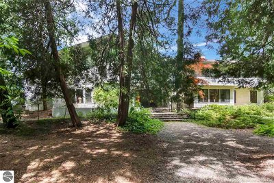 Single Family Home For Sale: 310 Beach Road