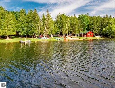 Central Lake Single Family Home For Sale: 5227 Rushton Road