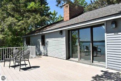 Single Family Home Active U/C Taking Backups: 6402 East Shore