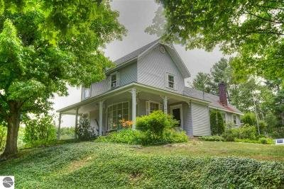 Williamsburg Single Family Home For Sale: 9000 Gay Road
