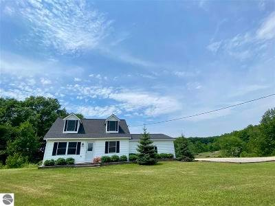 Single Family Home For Sale: 8148 Maple City Highway