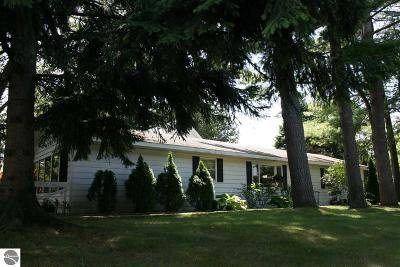 Elk Rapids Single Family Home For Sale: 503 W Second Street