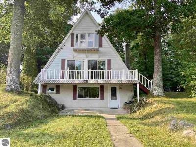 Single Family Home For Sale: 11598 Lake Shore Drive