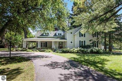 Williamsburg Single Family Home For Sale: 8596 Church Street