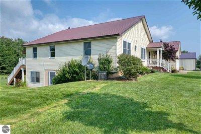Williamsburg Single Family Home Active U/C Taking Backups: 7495 Bennett Road