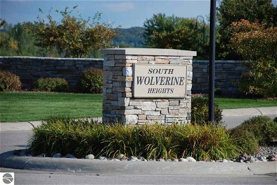 Golfview, The Shores, Cottage Glens, Golf Crest Condominium, Grand Traverse Golfview, Grand Traverse Hilltop Condo, Grand Traverse Resort & Spa, Grand Traverse Valleyview Cond, Hilltop Condominiums, Singletree I, The Shores, The Shores Condominiums, Wolverine Heights Residential Lots & Land For Sale: 4199 Wolverine Drive