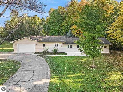 Williamsburg Single Family Home For Sale: 10123 Deal Road