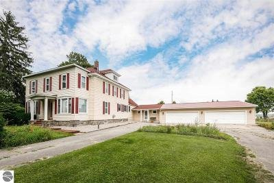 Traverse City Single Family Home For Sale: 710 Spring Hill
