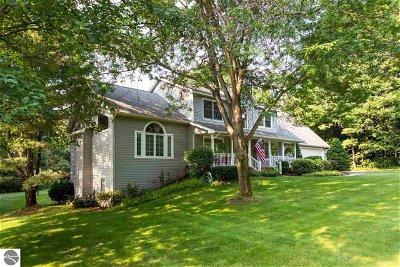 Single Family Home Active U/C Taking Backups: 9701 Crescent Shore Road