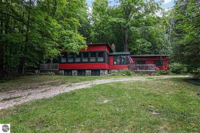 Bellaire Single Family Home For Sale: 5325 Schuss Mountain Road