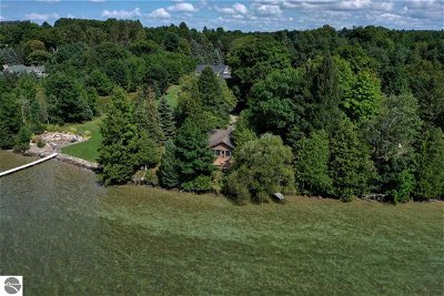 Single Family Home For Sale: 8498 Torch Lake Drive, SE