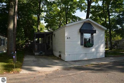 Elk Rapids Single Family Home For Sale: 615 Maplewood Street